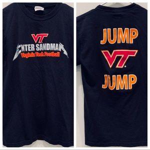 VT Enter Sandman t shirt